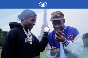 TYLER THE CREATOR & ASAP ROCKY SE RETROUVENT À PARIS POUR UN FREESTYLE