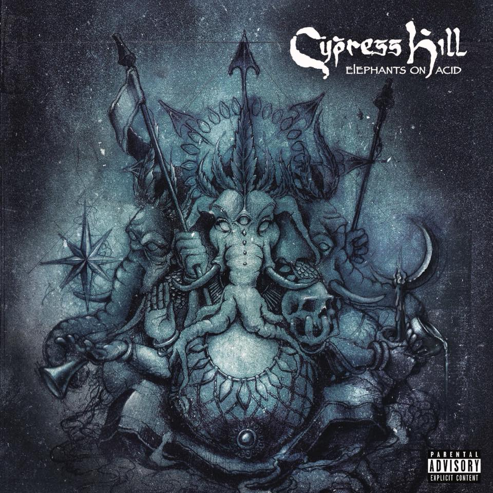 CYPRESS HILL : « CRAZY » IN THE BRAIN