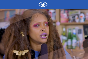 ERIKAH BADU FAIT SON TINY DESK