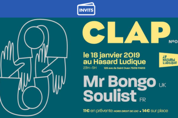 PARIS HIP HOP WINTER 2018 : CONFÉRENCE « LA BATTLE DU RAP : GENRE, CLASSE, RACE »