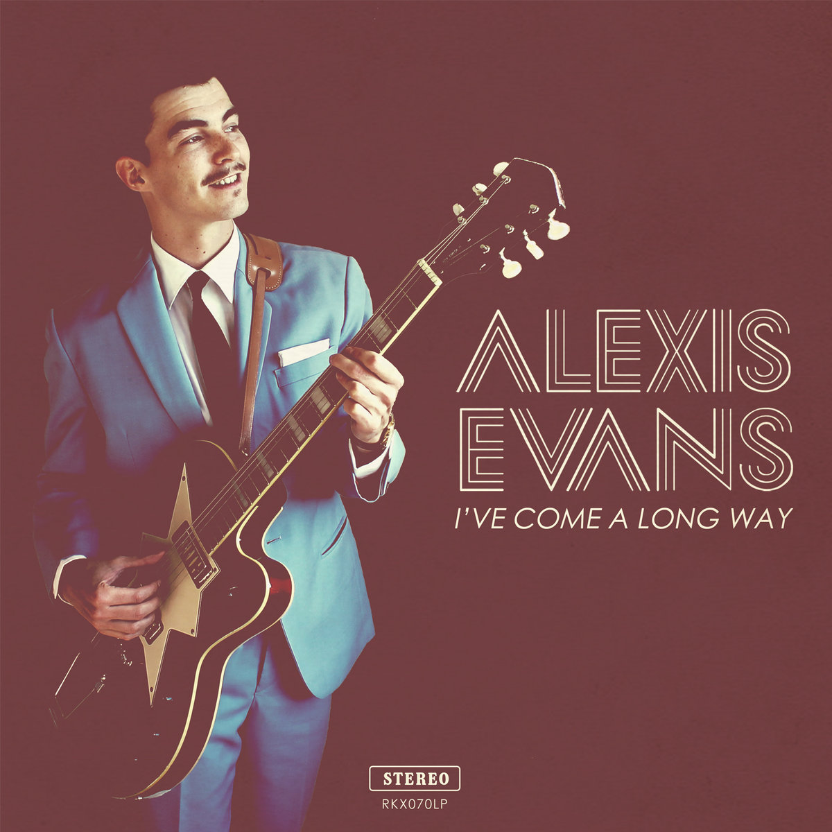 « I MADE A DEAL WITH MYSELF » : PREMIER TITRE D'ALEXIS EVANS CHEZ RECORD KICKS