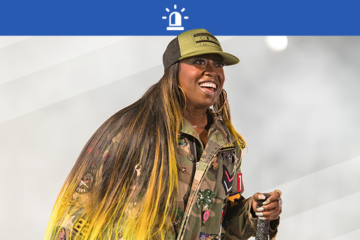 MISSY ELLIOTT PREMIÈRE FEMME INTRONISÉE AU SONGWRITERS HALL OF FAME
