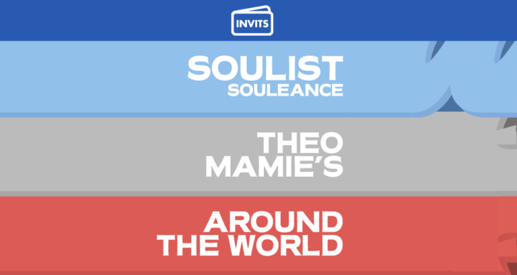 WHAT THE FUNK : THÉO MAMIE'S X SOULIST X AROUND THE WORLD