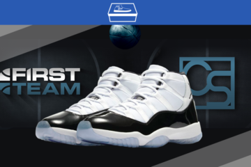 KICK OF THE WEEK #67 : AIR JORDAN IX CONCORD